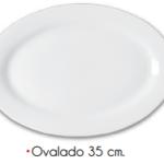 Plato Ovalado