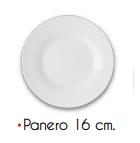Plato Panero Ligero