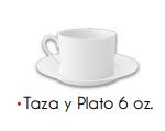 Taza Redonda