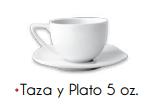 Taza Con Plato