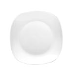 Plato porcelana metro base 30 cms.